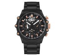 Uhr Men Luang Watch Black