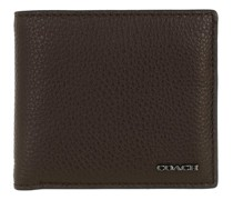 Portemonnaies Coin Wallet Pebbled Leather