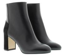 Eloen Bootie Black Schuhe schwarz
