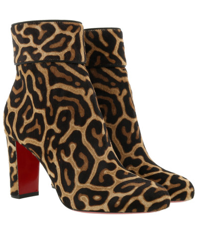 Moulamax 85 Ankle Boots Black/Brown Schuhe