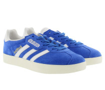 Gazelle Super Suede Sneakerss Blue/White/Gold