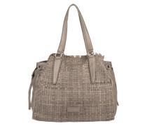 Izumi Double Dye Braided Tote Tosa Inu Brown
