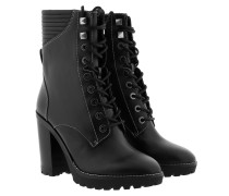 Boots Bastian Lace Up Black