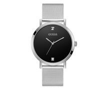 Uhren Mens Dress Stainless Steel Watch