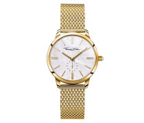 Uhr Watch Glam Spirit White/Gold