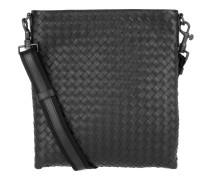 Handtasche - Men's Messenger Nappa Black