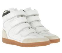 Bilsy Vintage Sneakers White weiß