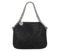 Umhängetasche Falabella Mini Shoulder Bag Leather Black