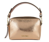 Lizzy Small Bag Chrome Rose/Henna gold