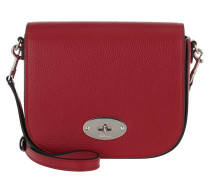 Umhängetasche Darley Small Crossbody Bag Leather Scarlet