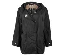 Grovedale Raincoat Black Mantel