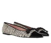 Ballerinas Tisse Ballerina Shoes Black-Multicolour