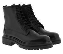 Boots Alpha Bootie Black