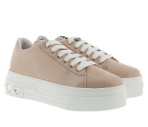 Sneakers Crystal Leather Cipria