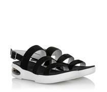 Marc by Marc Jacobs Sandale - Sandal Flat Black - in schwarz - Sandale für Damen