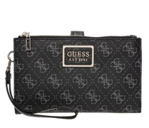 Pochette Tyren Double Zip Wallet Coal
