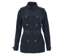 Trench Coat True Navy Mantel