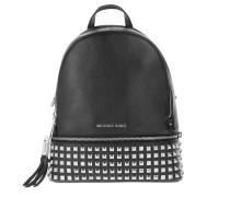 Rucksack Rhea Zip Medium Pyr Stud Backpack Black/Silver