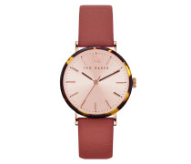 Uhr Watch Phylipa Bordeaux