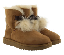 W Gita Chestnut Schuhe braun