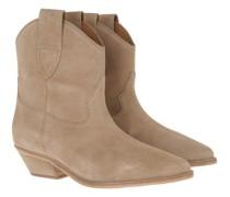 Boots & Stiefeletten Sabine Suede Ankle