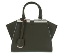3Jours Tote Bag Mini Green/Pink
