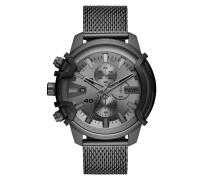 Uhr Griffed Chrono Watch Grey