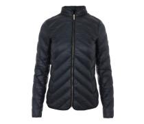 Down Jacket New Navy Mantel blau