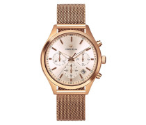 Uhr Ladies Chronograph Watch Bliss Rose Gold