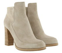 Viola Ankle Boot IV Suede Nature Schuhe beige
