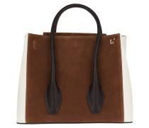 Tote Bag Cognac/Dust Grey/Black