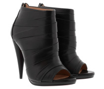 Drapicone 120 Nappa Shiny Black Schuhe