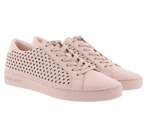 Irving Lace Up Soft Pink Sneakers