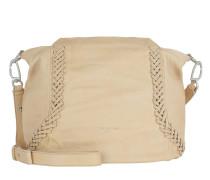 Tasche - Marimba Double Dyed Hobo Bag Beach Sand - in beige