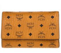 Color Visetos Three Fold Medium Wallet Portemonnaie