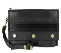 Tasche - Bike Medium Crossbody Bag Black Gold