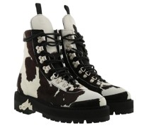 Boots Pony Hiking Boot White Brown