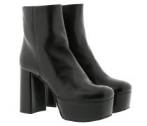 Boots High Boot Vitello Black