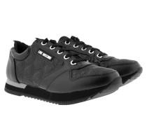 Sneakers Heart/Peace Nero Sneakerss