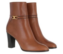 Boots Claude Ankle Leather Toffee