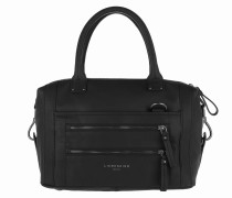 Loni Gromme Satchel Bag Black