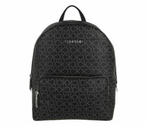 Rucksack CK Must Campus Backpack With Pckt Medium Mono
