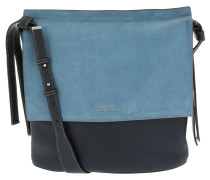 Chambers LG Shoulder Flap Admiral Hobo Bag