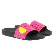 Schuhe W Neon Visetos Slide Pink
