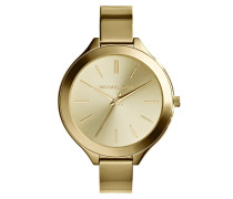 Slim Runway Watch -Tone* Armbanduhr