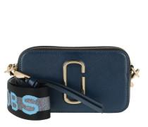 Umhängetasche Logo Strap Snapshot Small Camera Bag Blue Sea/Multi