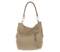 Tasche - Jeany E Vintage Tosa Inu Brown - in beige