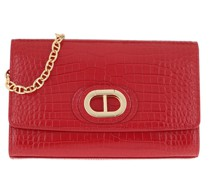 Clutches Dee Firenze Python Clutch