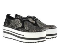 Sneakers - Rock Silver Paillet Sneaker