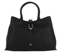 Romy Tote Handbag M Black